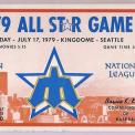 Kingdome hosts the MLB All Star game for first time